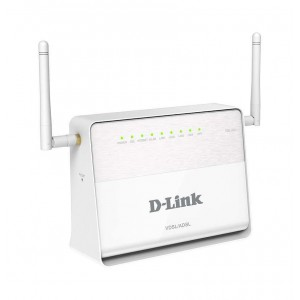D-Link Wireless N ADSL/VDSL2 + 4-Fast Ethernet ports Wi-Fi Router