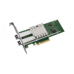 Intel X520-SR2 10 Gigabit Dual Port Sever Network - Incl. 2x E10GSFPSR Fiber Module