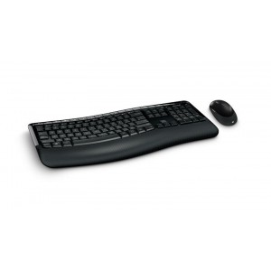 Microsoft Wireless Comfort Desktop Keyboard and Mouse 5050 (PP4-00019)