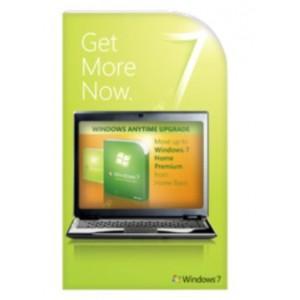 Microsoft Windows Anytime Upgrade Win 7 Home Basic to Win 7 Home Premium 32/64 bit