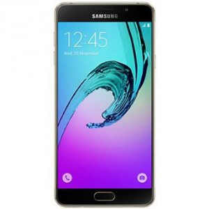 "Samsung Galaxy A710 (Gold) 5.5"" 16 GB Smartphone"
