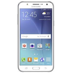 "Samsung Galaxy J7 SM-J700F Single SIM (White, 16GB, 5.5"") Smartphone"