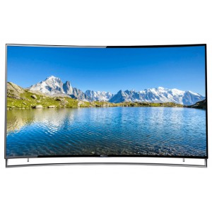 Hisense LEDN55T910UWD 55'' Curved Smart ULED TV