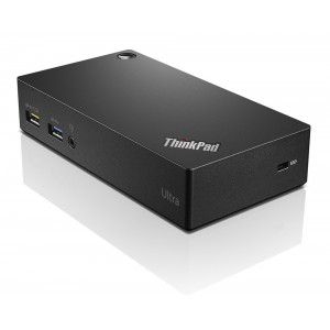 Lenovo ThinkPad USB 3.0 Ultra Docking Station 40A80045SA