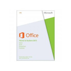 Microsoft Office 2013 Home and Student Software for New Geewiz PC Only
