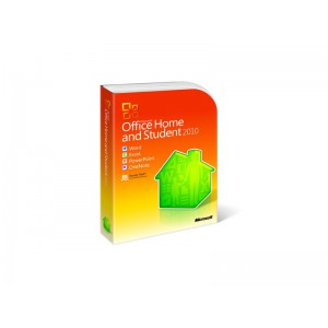 Microsoft Office 2010 Home & Student PKC (Medialess) Software
