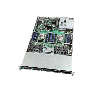 Intel Wildcat Pass R1208WT2GSR Server System Barebone 1u Rack