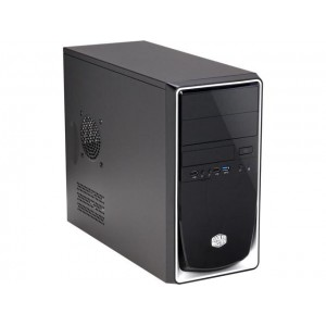 Cooler Master Elite 344 - Mini Tower Computer Case with 350W Power Supply and USB 3.0