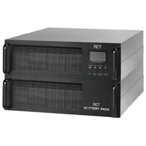 RCT 6000VA 4800W On-Line Rackmount UPS