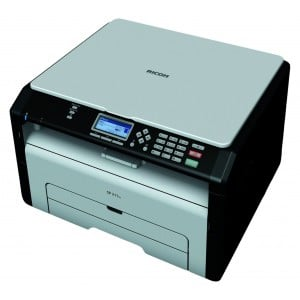 Ricoh SP 213SUw Wireless A4 Mono Laser 3-in-1 MFP (Multifunction Printer)