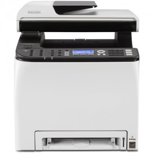 Ricoh SP C250SF All-in-One (Multifunction) Color Laser Printer