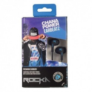 Targus Rocka RKA-EP4KC - Khuli Chana Earphones with Mic