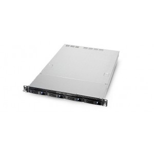Chenbro No Power Supply 1U 4-Bay Entry Storage Server Chassis RM13604T2