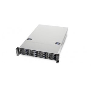 Chenbro 2U 12-Bay Entry Computing and Storage Server Chassis RM23612M2