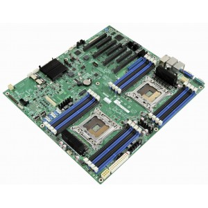Intel S2600IP4 Server Motherboard Dual LGA 2011 DDR3 1600