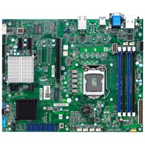 Tyan S5542GM4NR Single Socket Server MotherBoard Supporting Xeon E3-1200v5 Processors