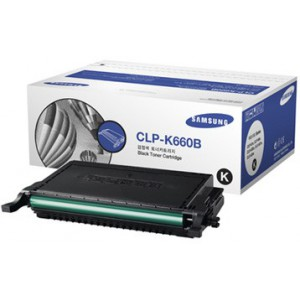 Samsung Black Toner cartridge with yield of 5,500 pages