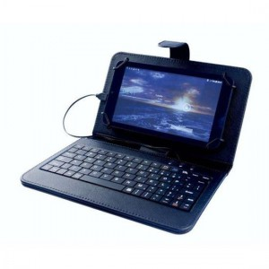 Swiss Mobile Gear - 10'' Universal Wired Keyboard Case for Tab E T560/T56