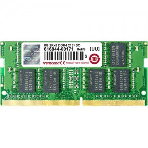 Transcend 8GB DDR4-2133 SO-DIMM Notebook Memory Module