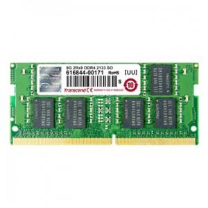 Transcend Notebook Memory 4GB (TS512MSH64V1H 2133MHz (CL15 DDR4-RAM)