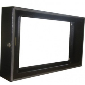 RCT 6U Network Cabinet Swing-Frame Conversion Collar - 200mm
