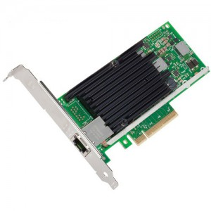 Intel X540-T1 Single Port Ethernet Converged Network Adapter