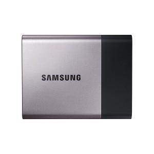 Samsung T3 Portable 250GB USB 3.0 External Solid State Drive (SSD) (MU-PT250B/WW)