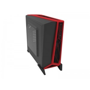 Corsair Carbide Series CC-9011085-WW Black/Red Steel ATX Mid Tower SPEC-ALPHA Mid-Tower Gaming Case ATX