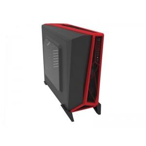 Corsair Carbide Series CC-9011085-WW Black/Red Steel ATX Mid Tower SPEC-ALPHA Mid-Tower Gaming Case ATX