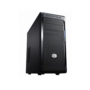 CoolerMaster N300 Black ATX PC Chassis