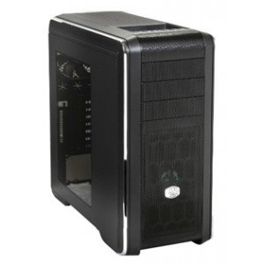 CoolerMaster CM690 III Black ATX PC Chassis