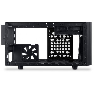 CoolerMaster Elite 130 Black Mini ITX PC Chassis