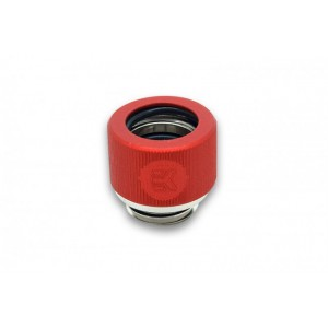 EKWB EK-HDC Compression Fitting 12mm G1/4 - Red