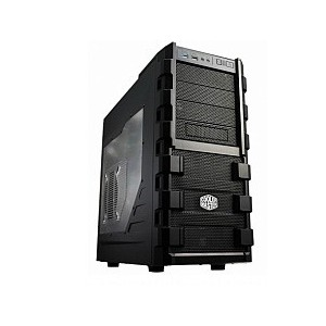 CoolerMaster HAF 912 Combat Black ATX PC Chassis