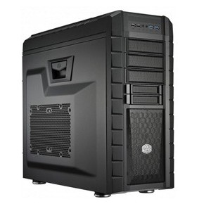 CoolerMaster HAF XM Black ATX PC Chassis