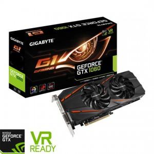 Gigabyte NVIDIA GeForce GTX 1060 3GB G1 GAMING Graphics Card