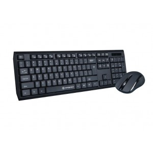 GoFreetech Wireless Desktop (Keyboard/Mouse) Combo
