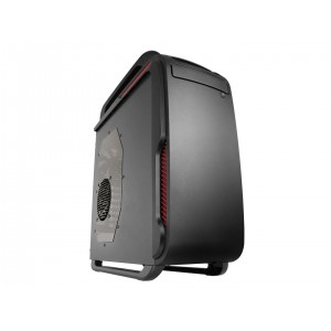 Raidmax TigerShark Gaming Chassis Black and Red