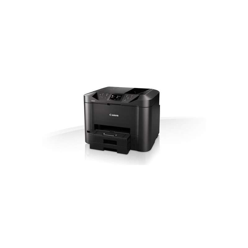 Canon MAXIFY MB5440 Multifunction Inkjet Wireless Printer - Black