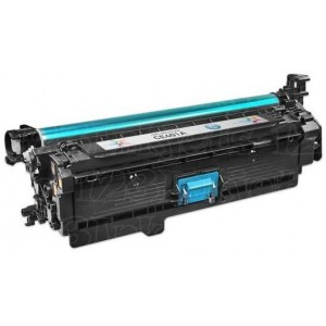 HP 507A Black LaserJet Toner Cartridge (CE400A)