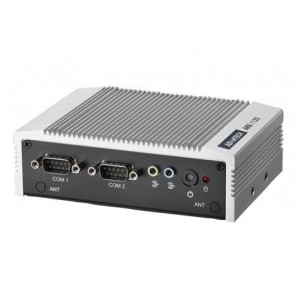 ADVANTECH Intel Atom N455 IPC Fanless Embedded Box PC