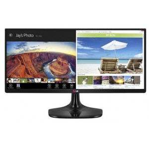 "LG 25"" Ultra Wide Monitor - Black LGE25UM58"