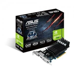 ASUS GT730/64BIT/2GBDDR3/D-SUB*1/DVI-D*1/HDMI*1