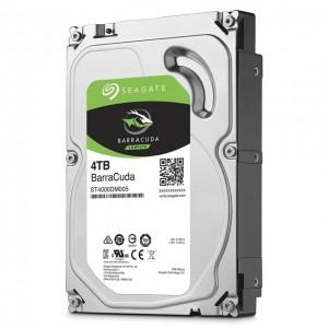 Seagate BarraCuda ST4000DM005 4TB 7200rpm 3.5-inch SATA Desktop Hard Drive