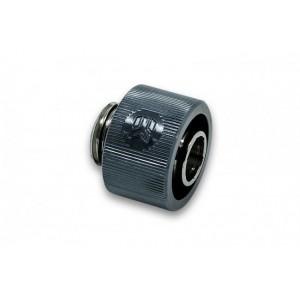 EKWB ACF 10/16mm Black Nickel Compression Fitting [EK_ACF_16_10_BLACKNICKEL]