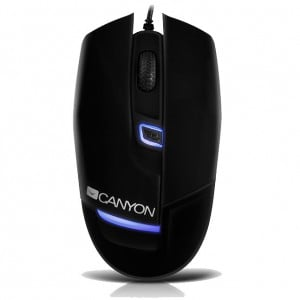 Canyon Jedi CNS-SGM4B Black Wired Gaming Mouse