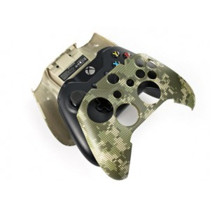 Gioteck Gaming Controller Power Skin Camo (Xbox One) GIO-CSPXB1-13-MU