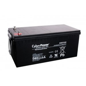 CYBERPOWER 12V 200AH Rechargable Battery