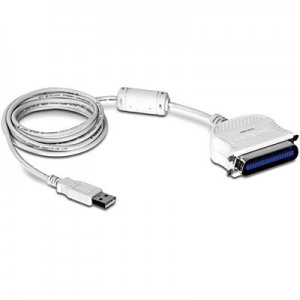 Trend USB to Parallel 1284 Converter