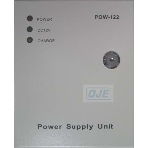 PS8 12V DC 3A  Wallmount Power Supply Unit (PSU),Excluding Battery, for 6 Cameras